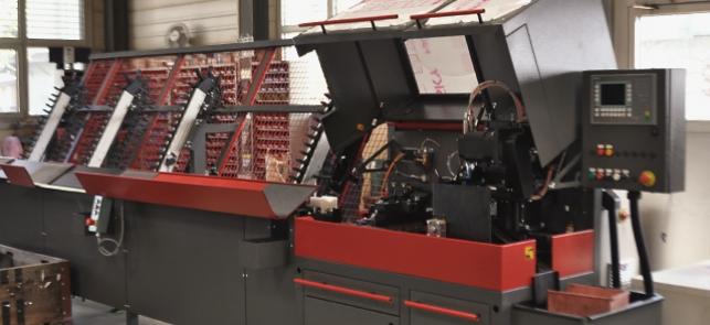 Blechanwendung Maschinenindustrie